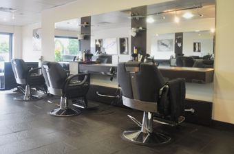 Comfortable Seating Area at our Timperley Hair Salon
